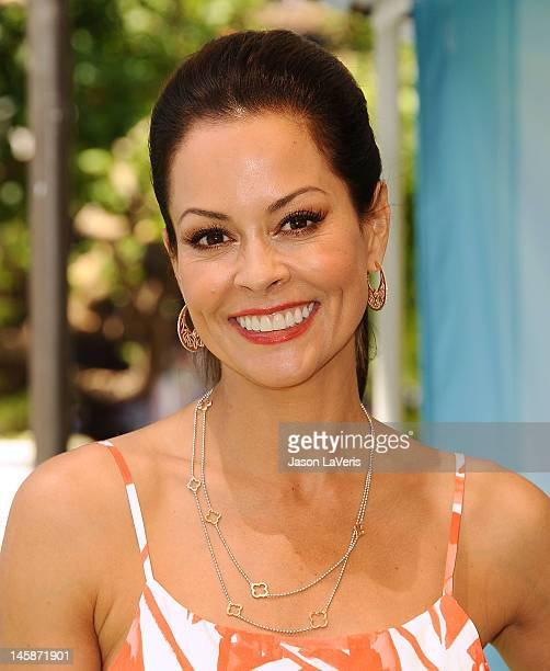 "Brooke Burke launches ""A Reason To Smile"" benefiting Operation Smile at The Grove on June 6, 2012 in Los Angeles, California."