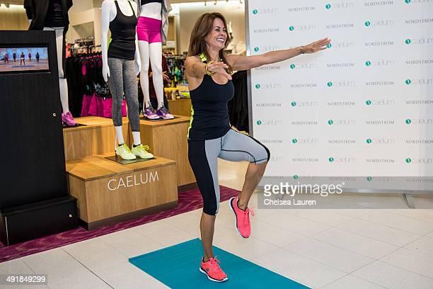 Brooke Burke Charvet Celebrates The Launch Of Her Fitness