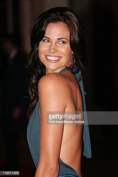 Brooke Burns during 2004 MIPCOM - 20th Anniversary Party at Martinez Hotel in Cannes.