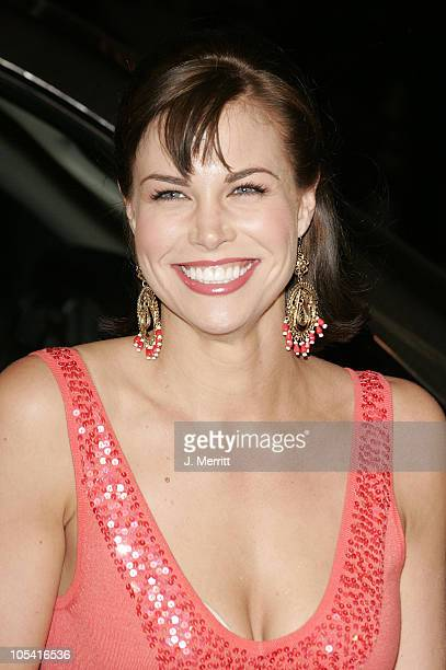 """Brooke Burns during """"Dust to Glory"""" Los Angeles Premiere - Arrivals at Arclight Theatre in Hollywood, California, United States."""