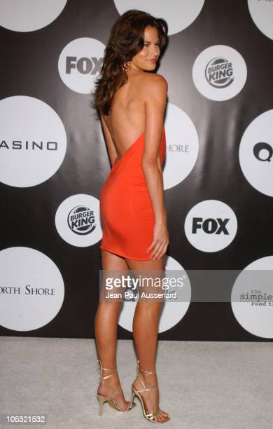 Brooke Burns during FOX New Season Launch Party at 2030 Barnard Way in Santa Monica California United States