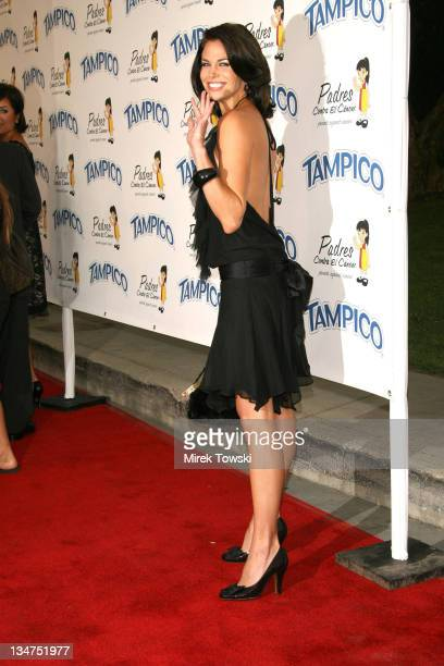 Brooke Burns during Tampico Beverages' El Sueno de Esperanza Gala Benefiting PADRES Contra El Cancer at Universal Studios Hollywood in Hollywood...