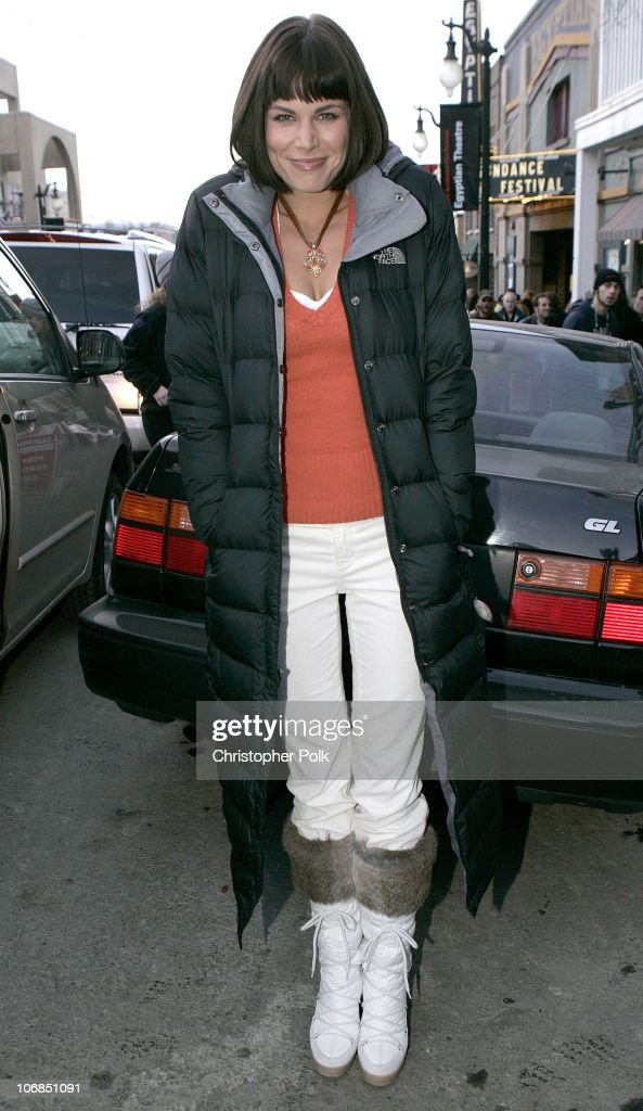 2005 Sundance Film Festival - UPP Hot House - Day 5 : News Photo