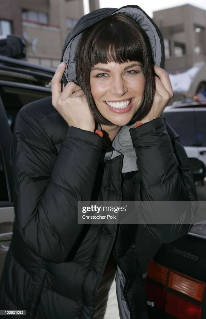 2005 Sundance Film Festival - UPP Hot House - Day 5 : News Photo