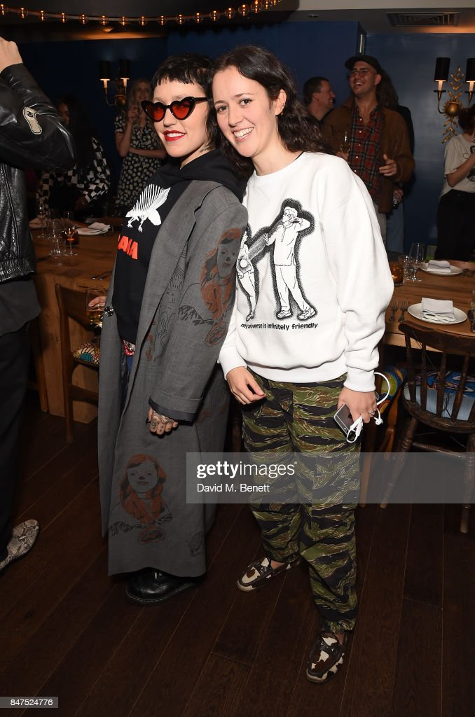 Beats & Refinery29 X Ashley Williams LFW Dinner : ニュース写真
