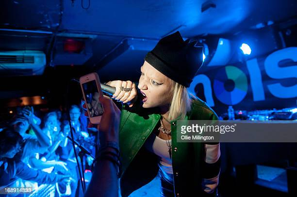 Brooke Candy performs on stage at Audio on Day 1 of The Great Escape Festival on May 16 2013 in Brighton England