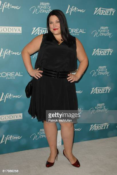 Brooke Elliott attend Variety's 2nd Annual Power of Women Luncheon at the Beverly Hills Hotel on September 30th 2010 in Beverly Hills California