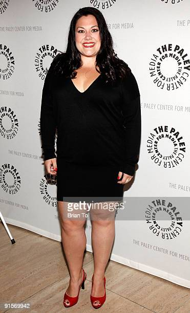Brooke Elliott attends The Paley Center For Media Presents Drop Dead Diva Season One Finale on October 7 2009 in Beverly Hills California