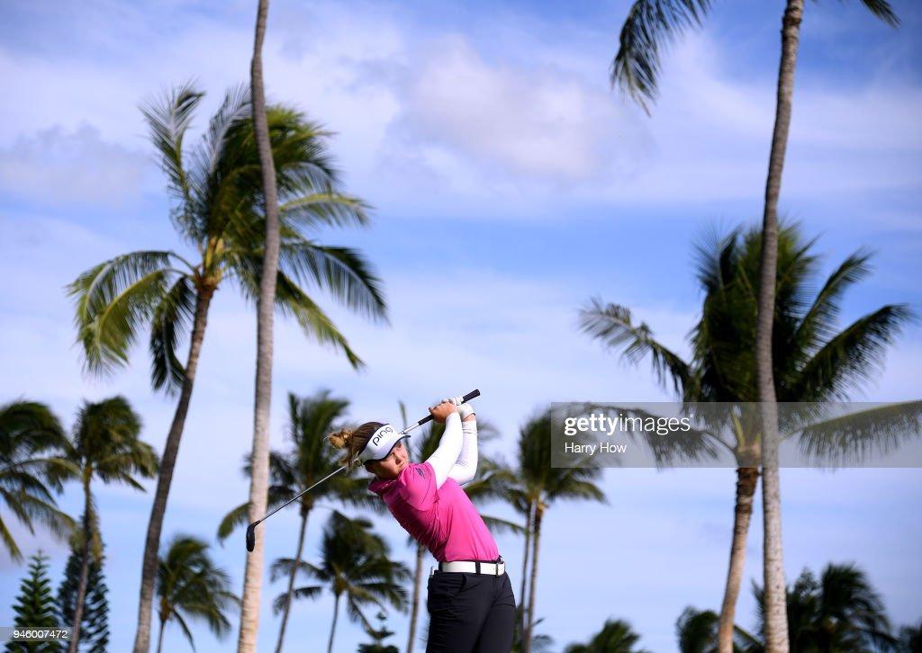 LPGA LOTTE Championship - Round Three : News Photo