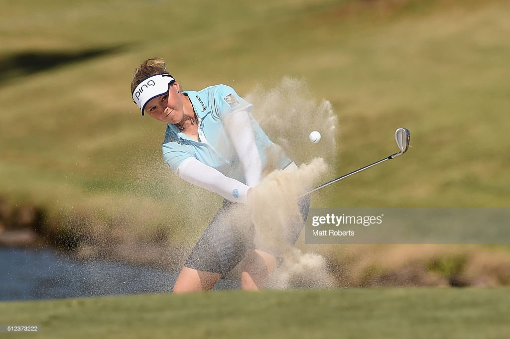 RACV Ladies Masters - Day 2 : News Photo
