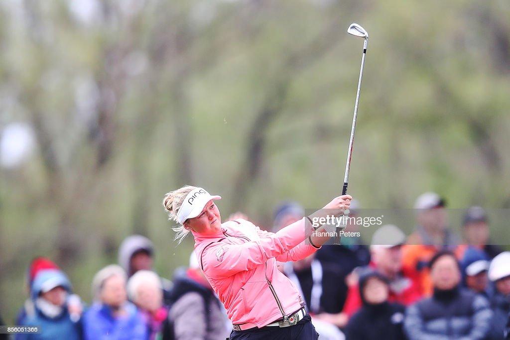 MCKAYSON New Zealand Women's Open - Day 4
