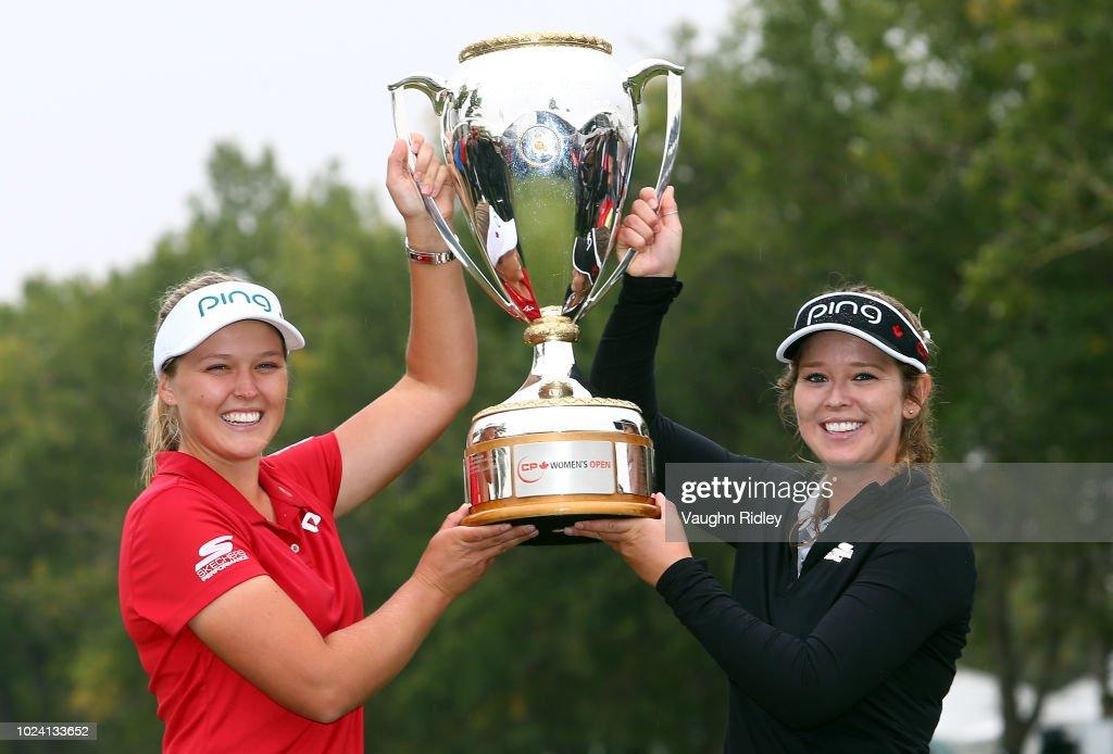 CP Womens Open - Final Round : Nachrichtenfoto