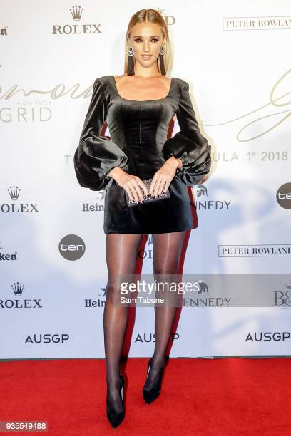 60 Top Glamour On The Grid Party Arrivals Pictures, Photos