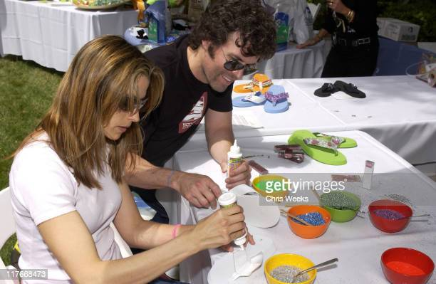 """Brooke Langton at Mugwaz during Silver Spoon Dog and Baby Buffet"""" Benefitting Much Love Animal Rescue Day One at Private Residence in Beverly Hills..."""