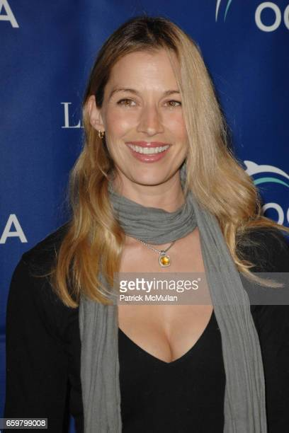 Brooke Langton attends OCEANA 2009 PARTNERS AWARD GALA at Private Residence on November 20 2009 in Los Angeles California
