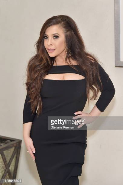 Brooke Lewis attends The 21st CDGA at The Beverly Hilton Hotel on February 19 2019 in Beverly Hills California