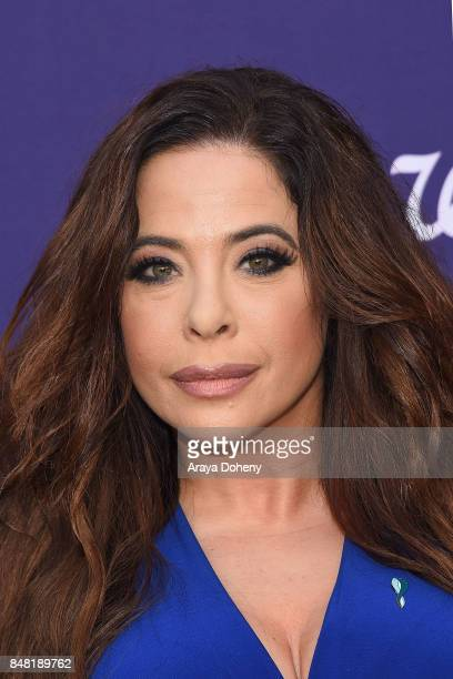 Brooke Lewis attends the Global Genes Tribute to Champions of Hope 2017 on September 16 2017 in Anaheim California