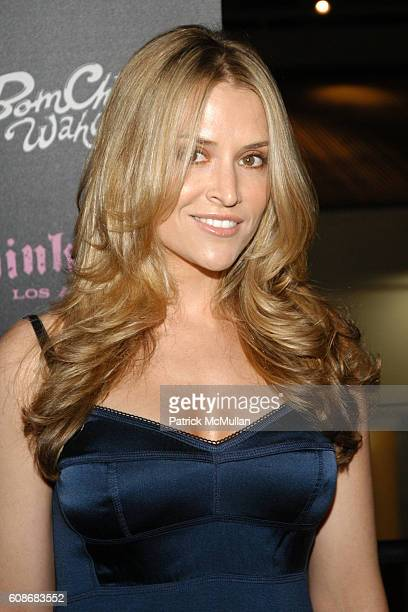 Brooke Mueller attends Harry Morton's Pink Taco Restaurant Celebrates the Opening of New Los Angeles Outpost at Pink Taco on June 28 2007 in Century...