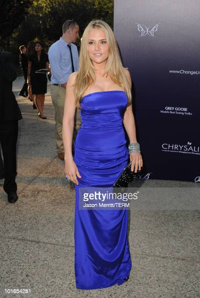Brooke Mueller attends the 9th Annual Butterfly Ball on June 5, 2010 in Los Angeles, California.