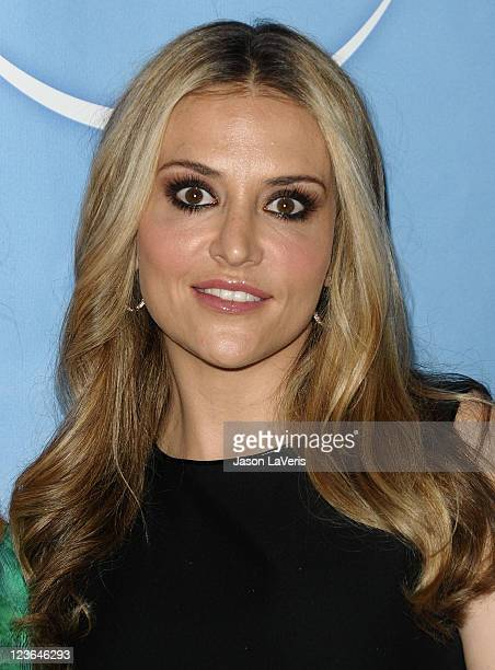 Brooke Mueller attends the NBC Universal press tour allstar party at The Langham Huntington Hotel and Spa on January 13 2011 in Pasadena California