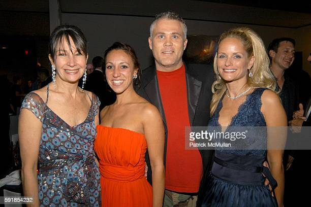 Brooke Neidich Shamim Momin Gill Hockett and Heather Mnuchin attend Whitney Museum of American Art hosts the 2005 WHITNEY GALA and After Party at...