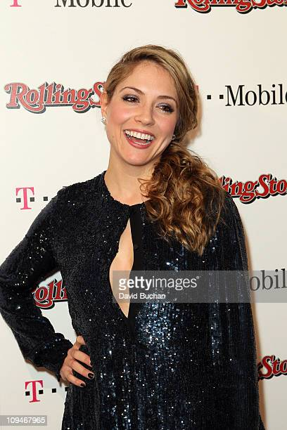 Brooke Nevin attends Rolling Stone Award Weekend Bash at Drai's Hollywood at The Hotel on February 26 2011 in Los Angeles California