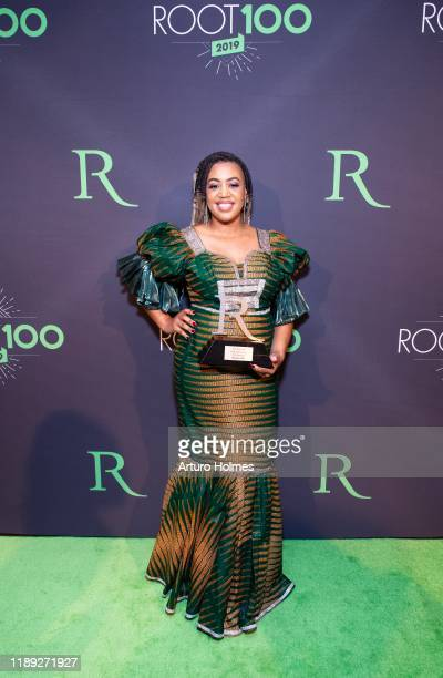 Brooke Obie attends 2019 ROOT 100 Gala at The Angel Orensanz Foundation on November 21 2019 in New York City