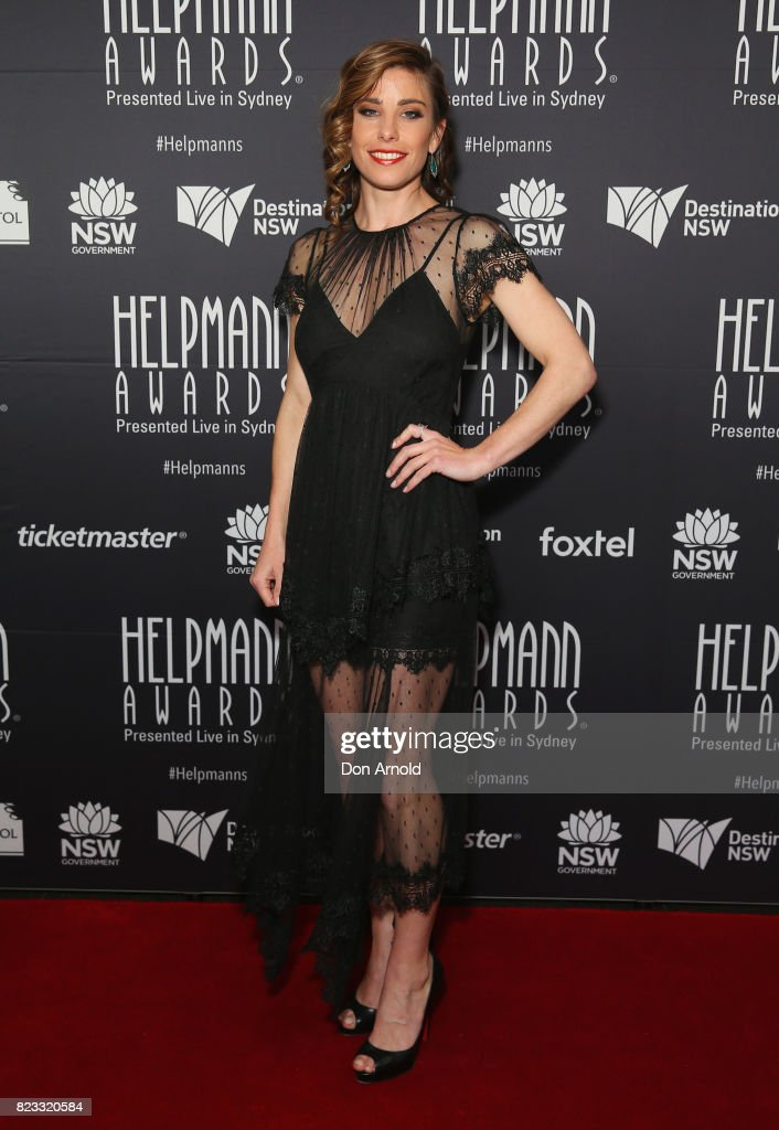 17th Annual Helpmann Awards - Arrivals