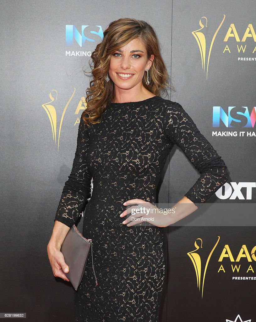 6th AACTA Awards - Red Carpet Arrivals : News Photo