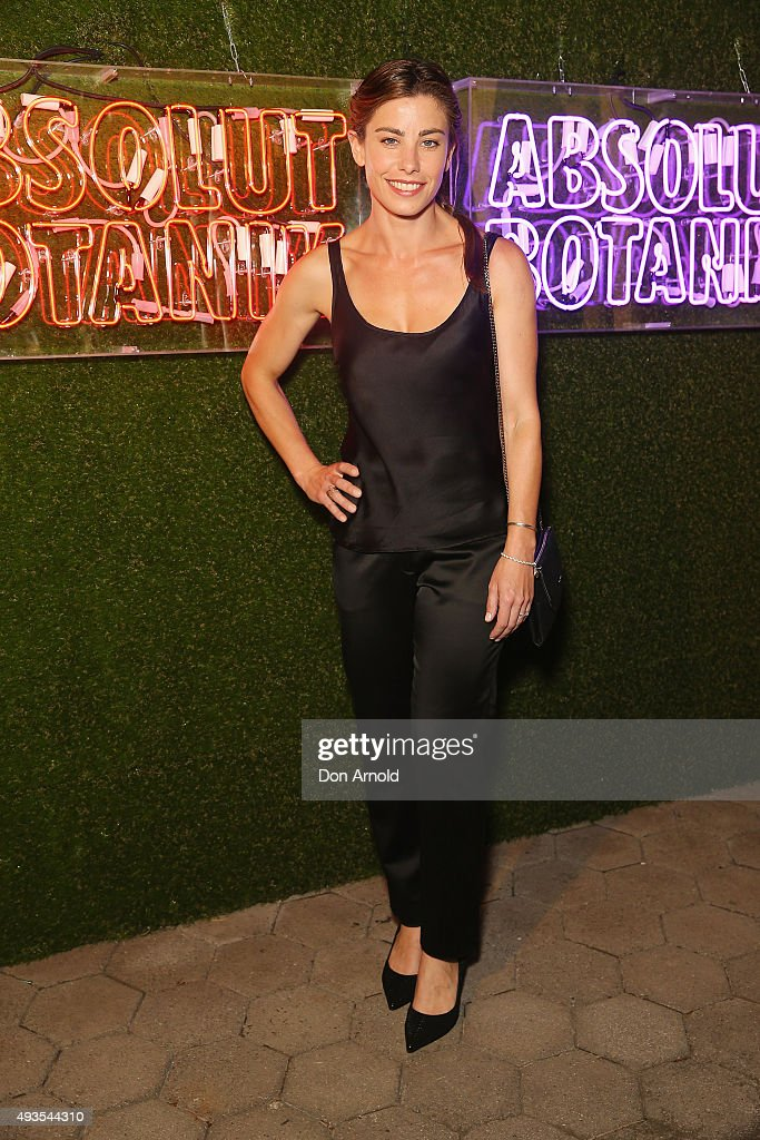 Absolut Botanik VIP Launch Party - Arrivals