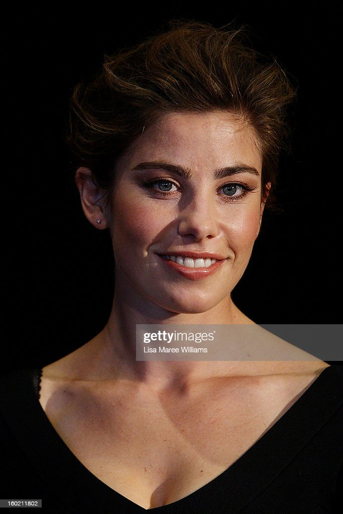 Brooke Satchwell attends the 2nd Annual AACTA Awards Luncheon at The Star on January 28, 2013 in Sydney, Australia.