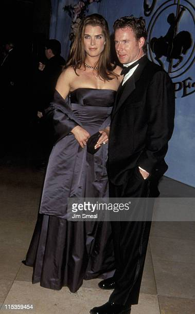 Brooke Shields and Chris Henchy during 14th Carousel of Hope Ball for Barbara Davis Center for Diabetes at Beverly Hills Hilton Hotel in Beverly...