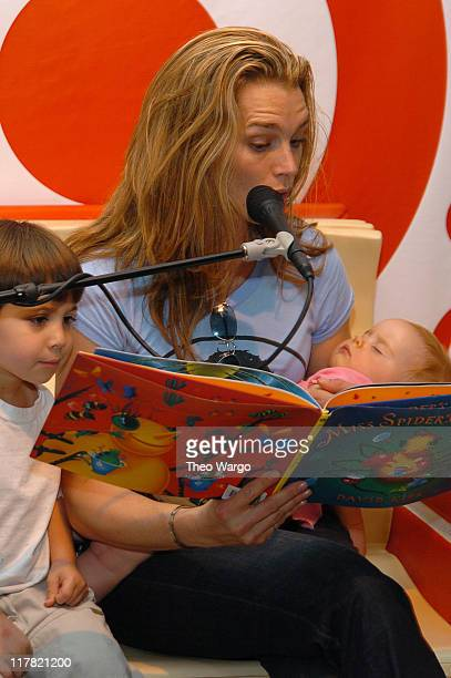 Brooke Shields and daughter Rowan Francis during 11th Annual Kids for Kids Celebrity Carnival to Benefit the Elizabeth Glaser Pediatric AIDS...