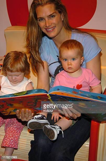 Brooke Shields and daughter Rowan Francis