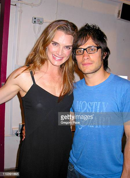 Brooke Shields and Gael Garcia Bernal **Exclusive Coverage**