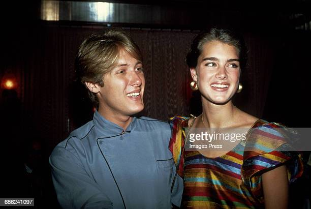 Brooke Shields and James Spader circa 1981 in New York City