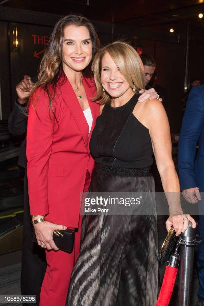 "Brooke Shields and Katie Couric attend the opening of CMX CineBistro with special screenings of ""BlacKkKlansman,"" ""City Lights,"" & ""Pretty Baby"" at..."