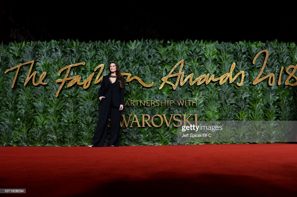 The Fashion Awards 2018 In Partnership With Swarovski - Red Carpet Arrivals : News Photo