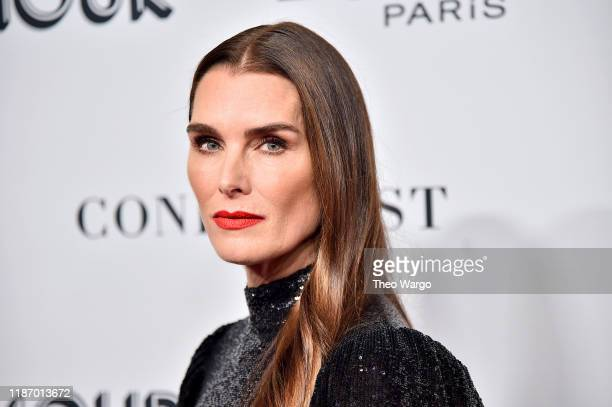 Brooke Shields attends the 2019 Glamour Women Of The Year Awards at Alice Tully Hall on November 11, 2019 in New York City.