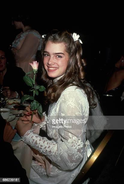 Brooke Shields circa 1979 in New York City
