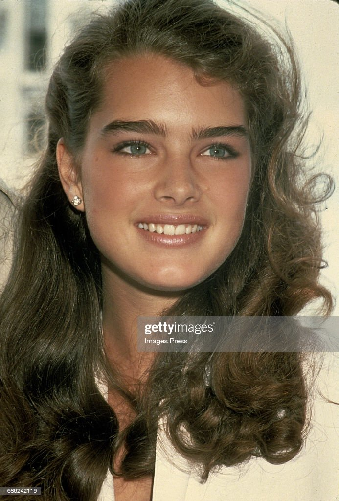 Brooke Shields... : News Photo