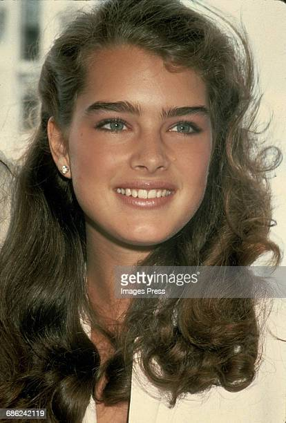 Brooke Shields circa 1981 in New York City.