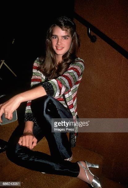 Brooke Shields circa 1981 in New York City