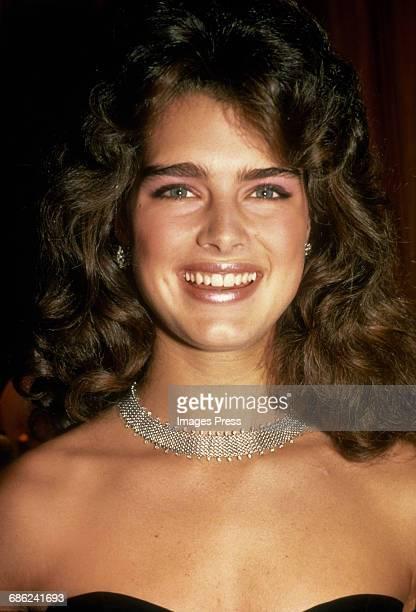 Brooke Shields circa 1983 in New York City
