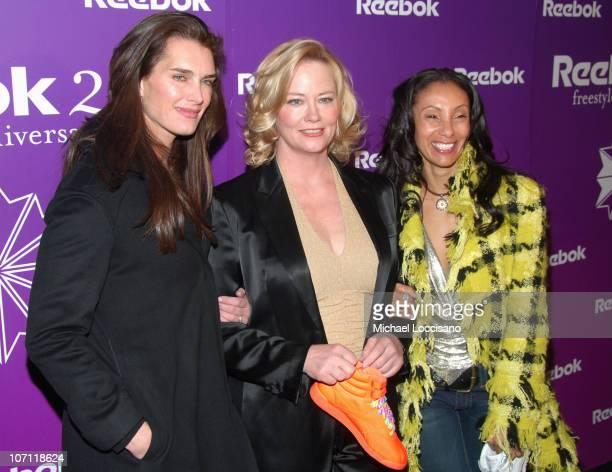 Brooke Shields, Cybill Shepherd and Downtown Julie Brown
