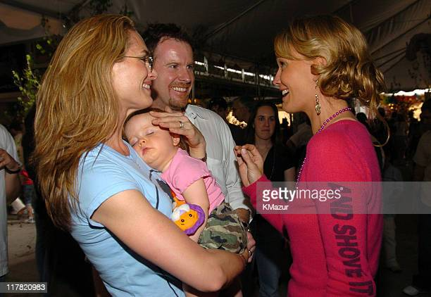 997ef4b547bd Brooke Shields daughter Rowan Francis Chris Henchy and Molly Sims