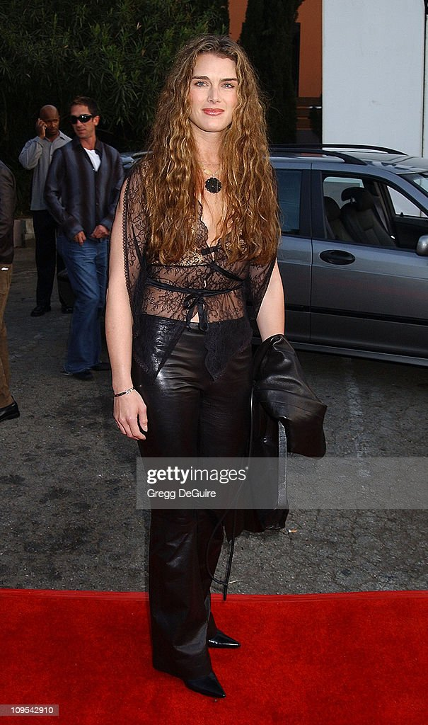 Los Angeles Fashion Week - Lotta Fall 2002 Collection - Arrivals