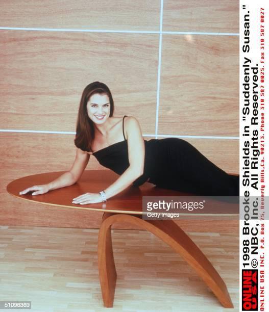 Brooke Shields In 'Suddenly Susan'