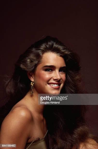 Brooke Shields Smiling