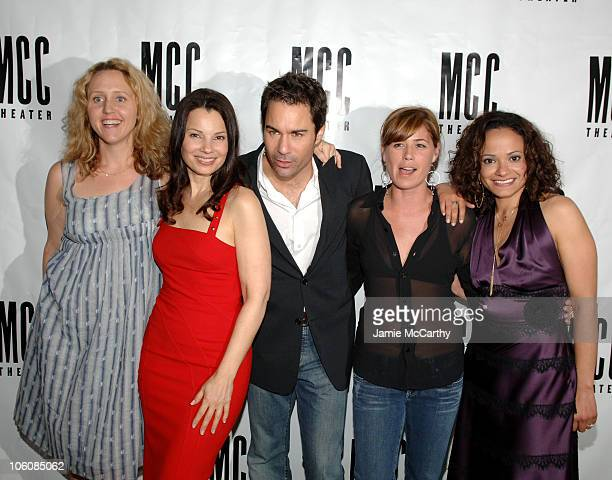 Brooke Smith Fran Drescher Eric McCormack Maura Tierney and Judy Reyes